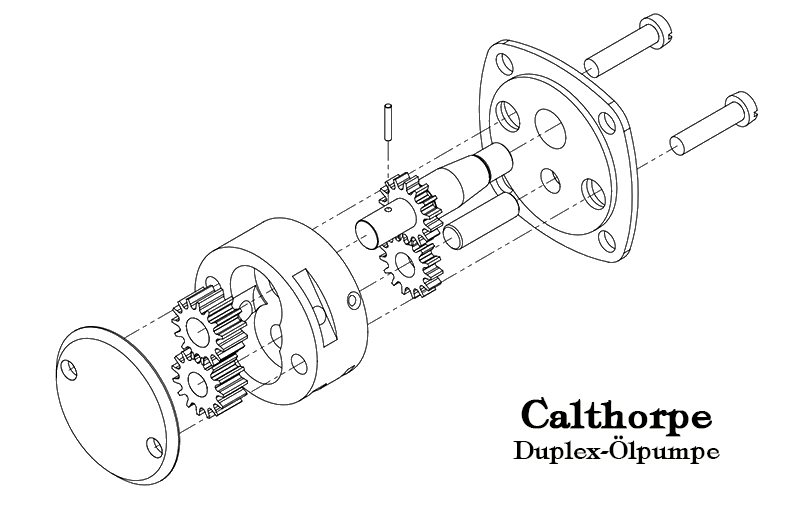 oilpump calthorpe